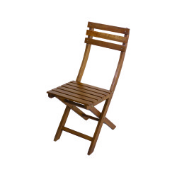 Ada Sandalye - Katlanır Ahşap Sandalye - Ada
