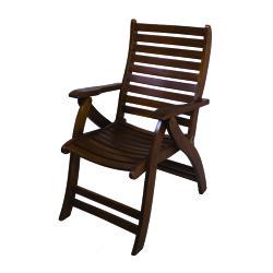 Comford Sandalye - Katlanabilir Ahşap Sandalye - Comford