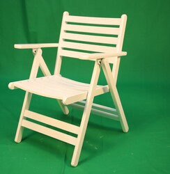Bahçeci - London sandalye beyaz