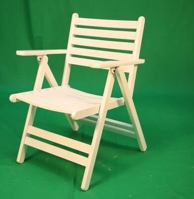 London sandalye beyaz
