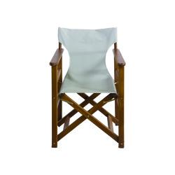Rejisör Sandalye - Katlanabilir Ahşap Sandalye İç-Dış Mekan Ev-Cafe-Bahçe - Rejisör
