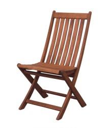 Acropol Sandalye - Katlanır Ahşap Sandalye - Acropol - Ceviz