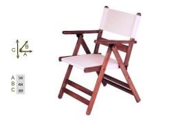 Atina sandalye PVC - Thumbnail
