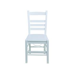 Bahçeci - Rino sandalye (beyaz)