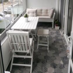 Acropol sandalye (beyaz) - Thumbnail