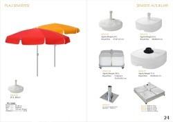Plaj Şemsiyesi 180/8 - Thumbnail